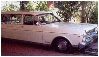 1972 Ford Fairlane V8