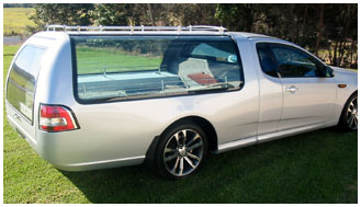 ALL NEW ECONOMICAL FORD FG HEARSE Built to Order - Hickey & Co