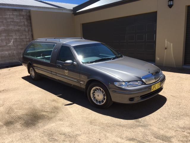 Ford Hearse – Hiller Built EL 2/1998 DL