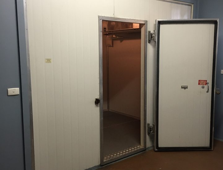 MORTUARY COOL ROOM FOR SALE