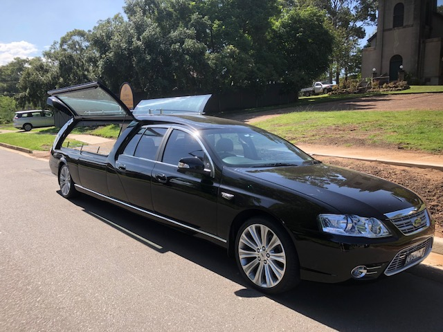SYDNEY HEARSE HIRE AND SALES